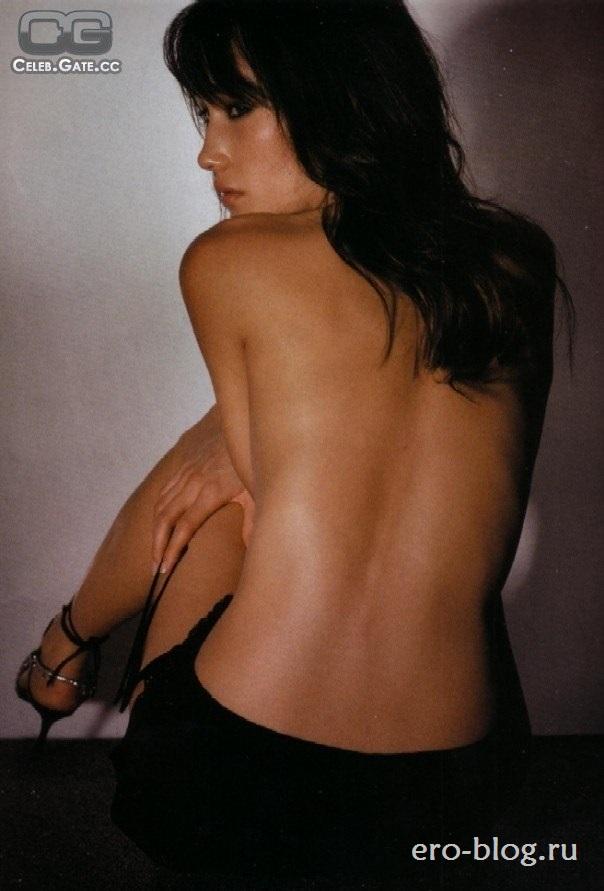 Голая обнаженная Мэгги Кью интимные фото звезды