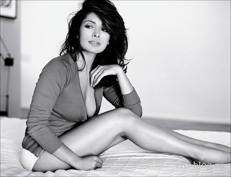 Голая обнаженная Sarah Shahi | Сара Шахи интимные фото звезды