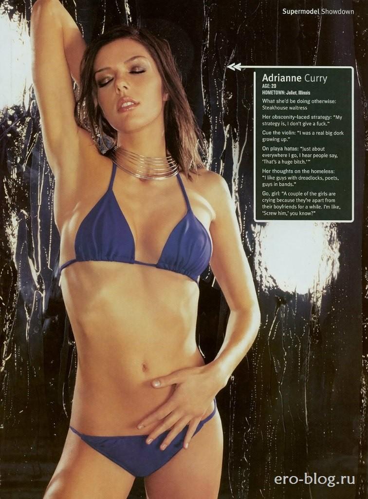 Голая обнаженная Adrianne Curry | Эдрианн Карри интимные фото звезды