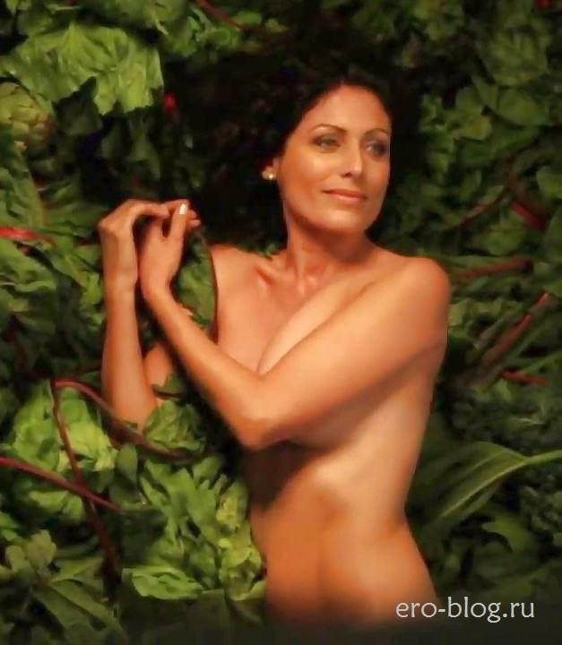 Голая обнаженная Лиза Эдельштейн интимные фото звезды