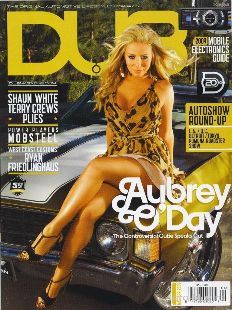 Голая обнаженная Aubrey O'Day | Обри О'дэй интимные фото звезды