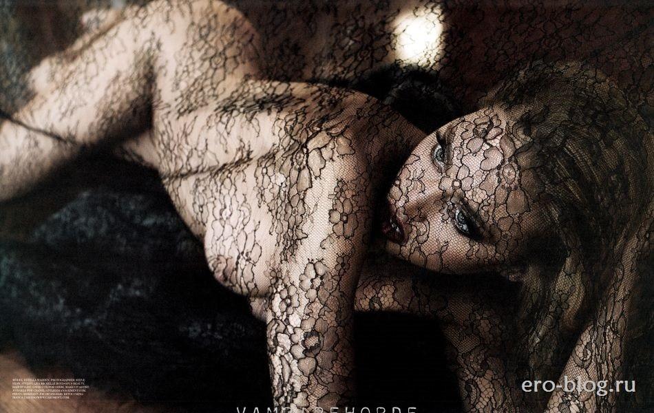 Голая обнаженная Estella Warren | Эстелла Уоррен интимные фото звезды