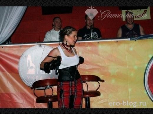 Голая обнаженная Алина Гросу интимные фото звезды