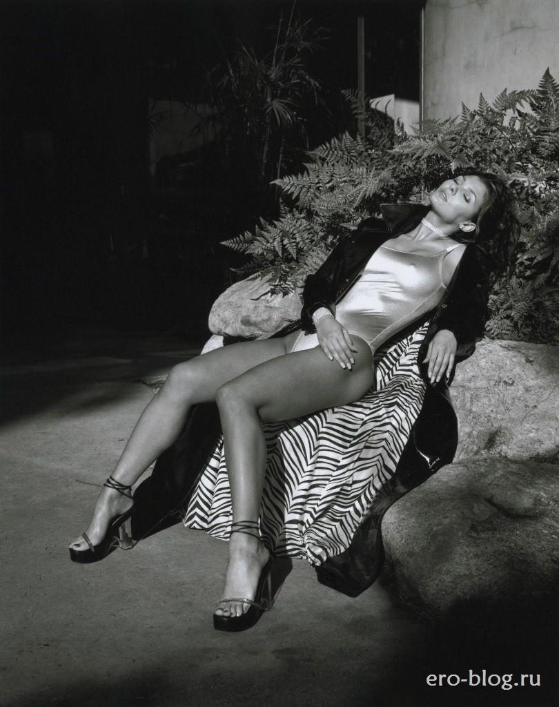 Голая обнаженная Ali Landry | Эли Ландри интимные фото звезды