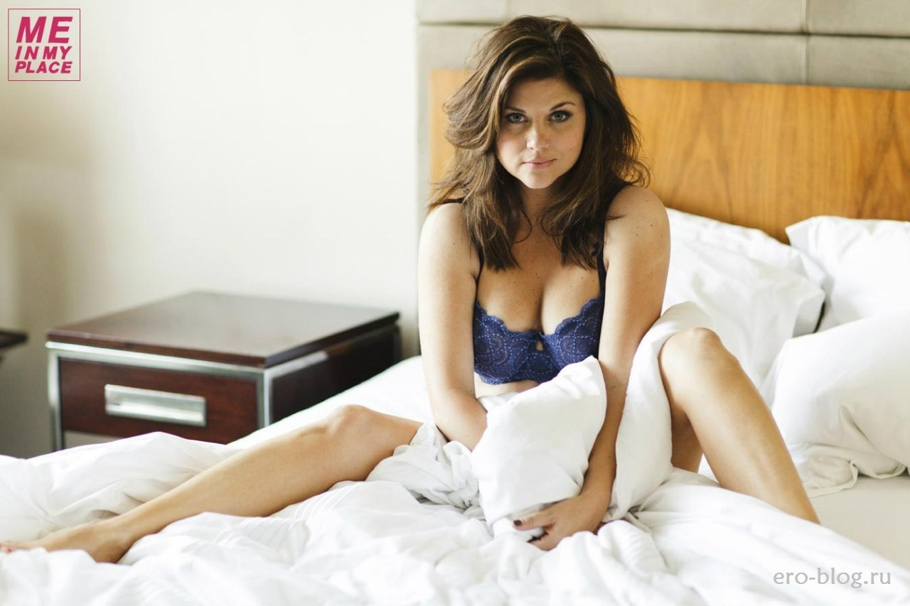 Голая обнаженная Tiffani-Amber Thiessen | Тиффани-Амбер Тиссен интимные фото звезды
