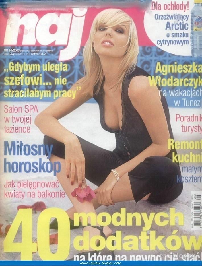 Голая обнаженная Agnieszka Wlodarczyk | Агнешка Влодарчик интимные фото звезды