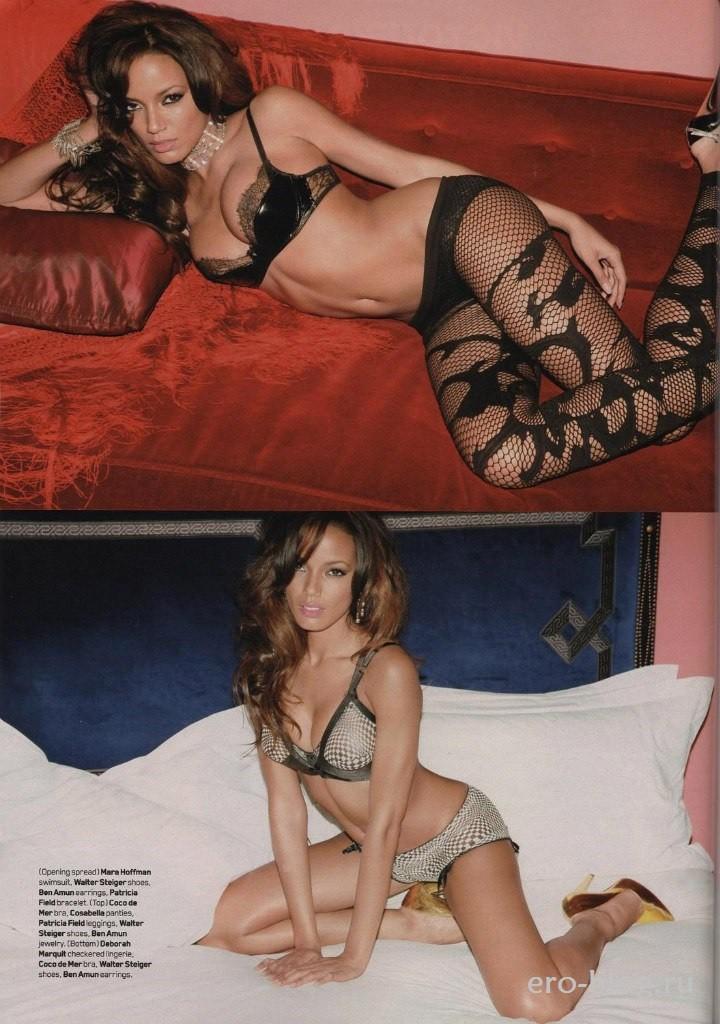 Голая обнаженная Селита Ибэнкс интимные фото звезды