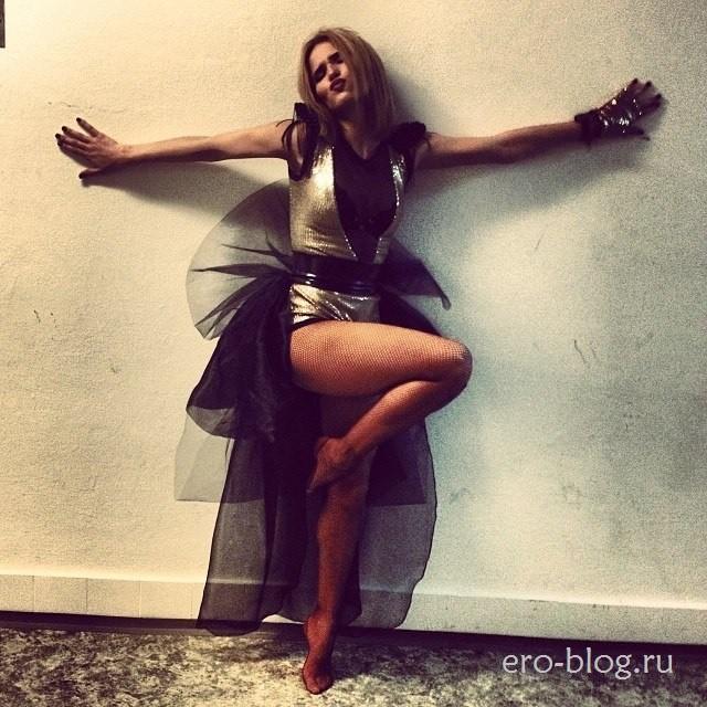 Голая обнаженная Лукерья Ильяшенко интимные фото звезды