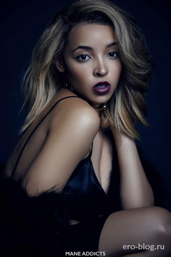 Голая обнаженная Tinashe | Тинаши интимные фото звезды