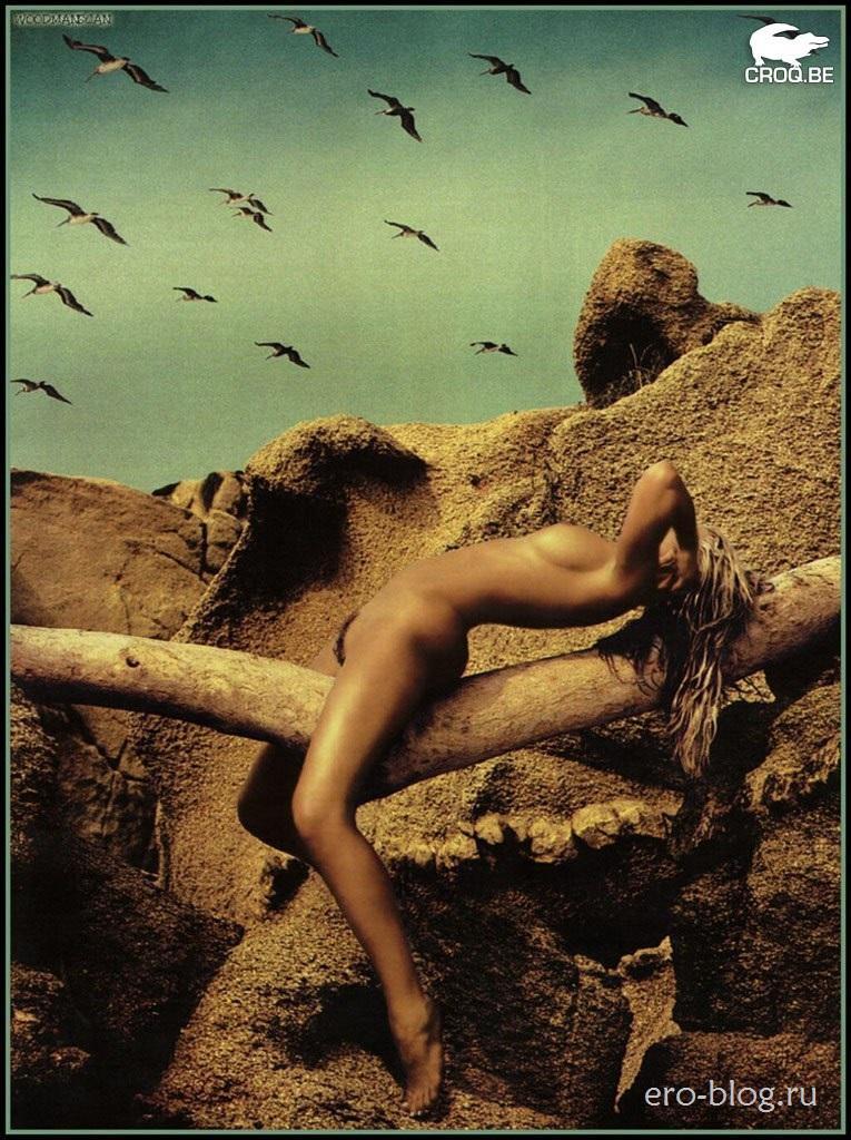 Голая обнаженная Kristy Swanson | Кристи Суонсон интимные фото звезды