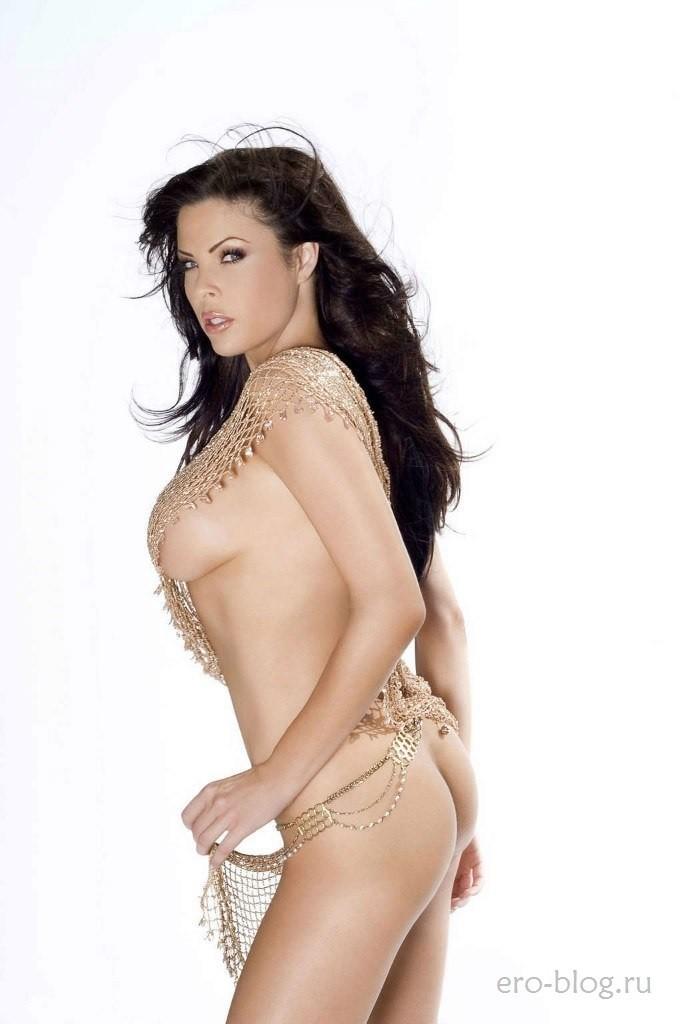 Голая обнаженная Christina Campbell | Криста Кэмпбелл интимные фото звезды