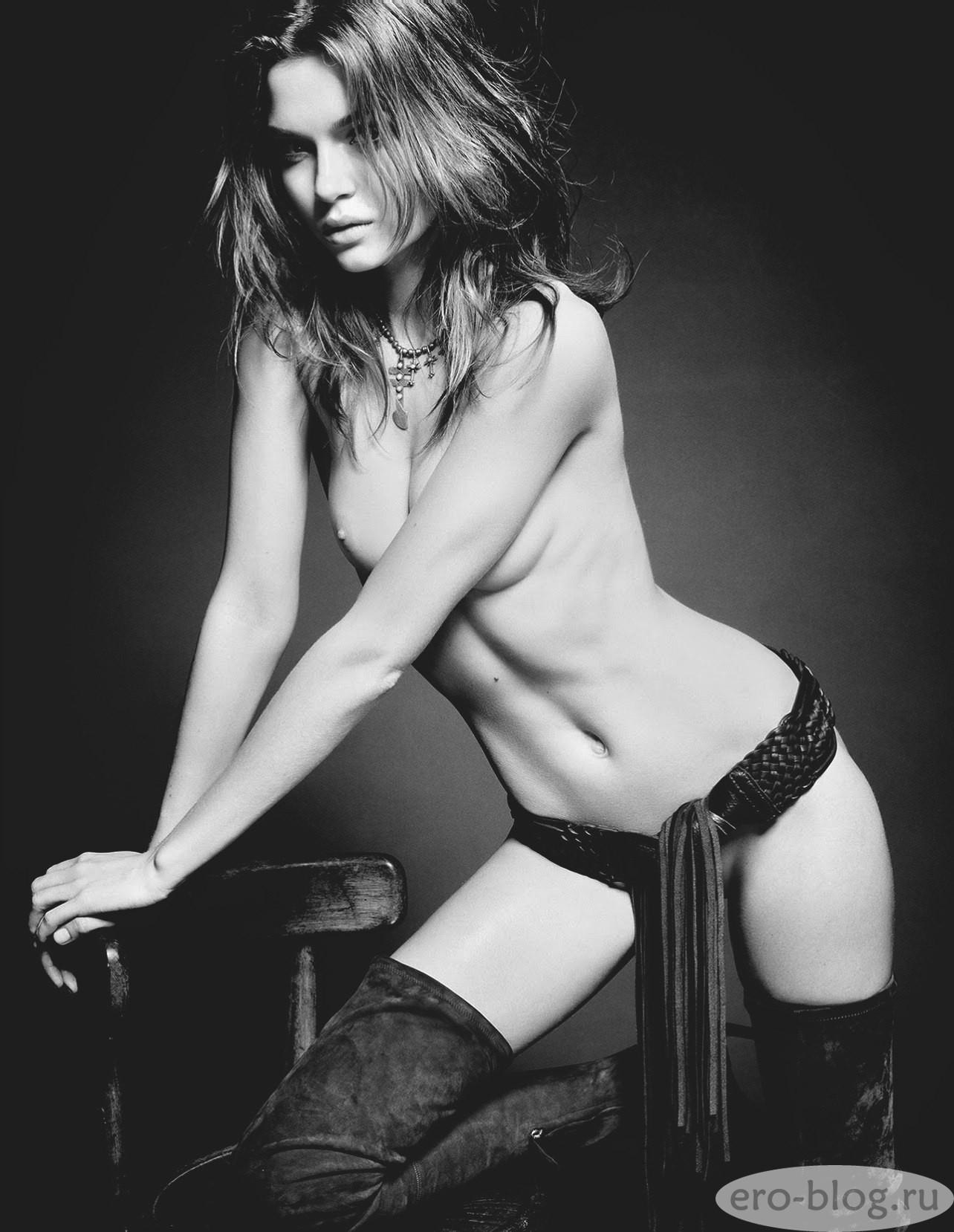 Голая обнаженная Josephine Skriver | Жозефин Скривер интимные фото звезды