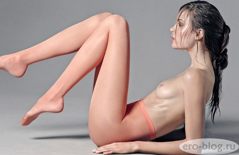 Голая обнаженная Жозефин Скривер интимные фото звезды