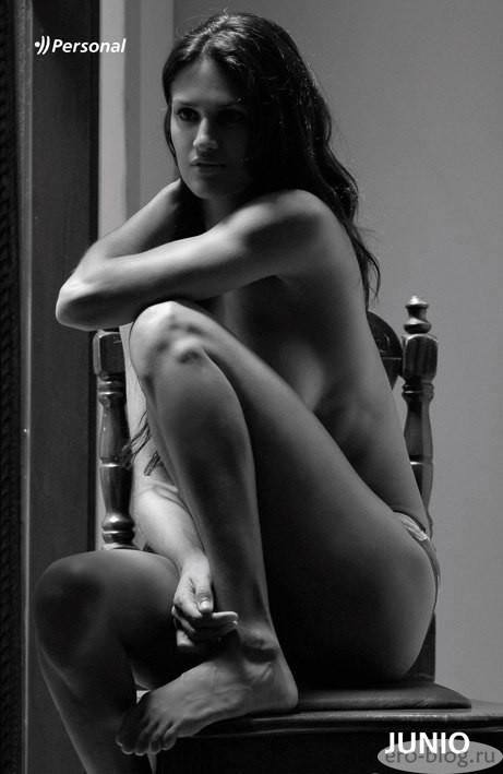 Голая обнаженная Лерин Франко интимные фото звезды