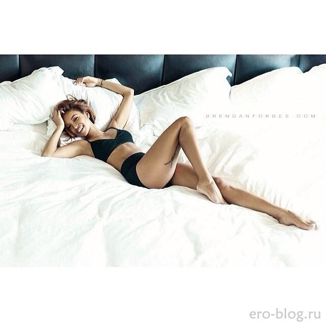 Голая обнаженная Karrueche Tran | Карруче Тран интимные фото звезды