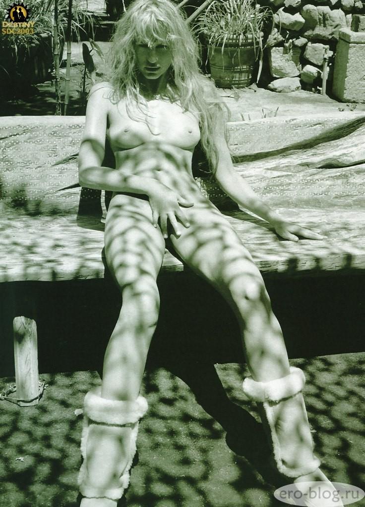 Голая обнаженная Daryl Hannah | Дэрил Ханна интимные фото звезды