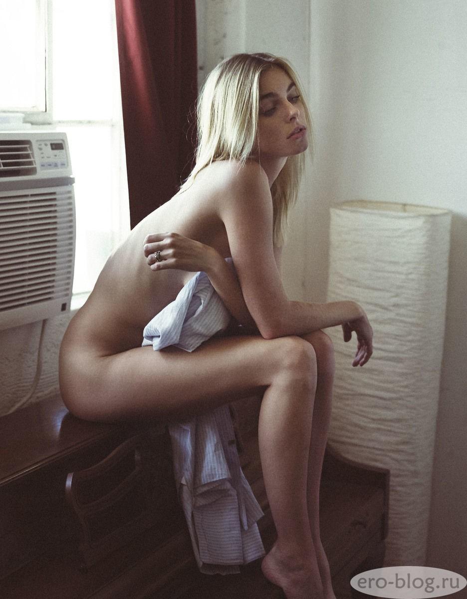 Голая обнаженная Элизабет Тёрнер интимные фото звезды