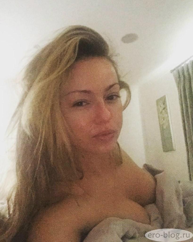 Голая обнаженная Ola Jordan | Ола Джордан интимные фото звезды