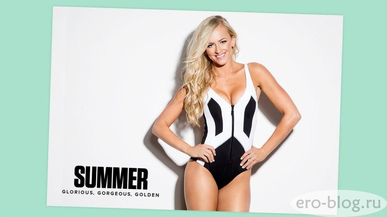 Голая обнаженная Summer Rae | Саммер Рэй интимные фото звезды