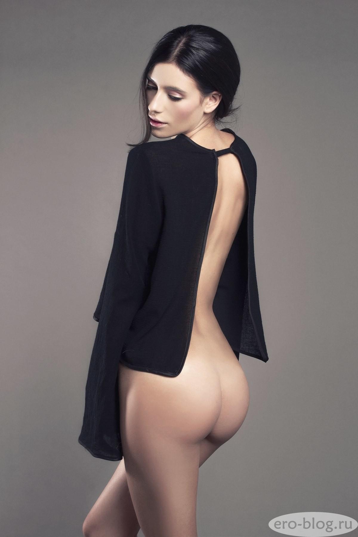 Голая обнаженная Алехандра Гильман интимные фото звезды