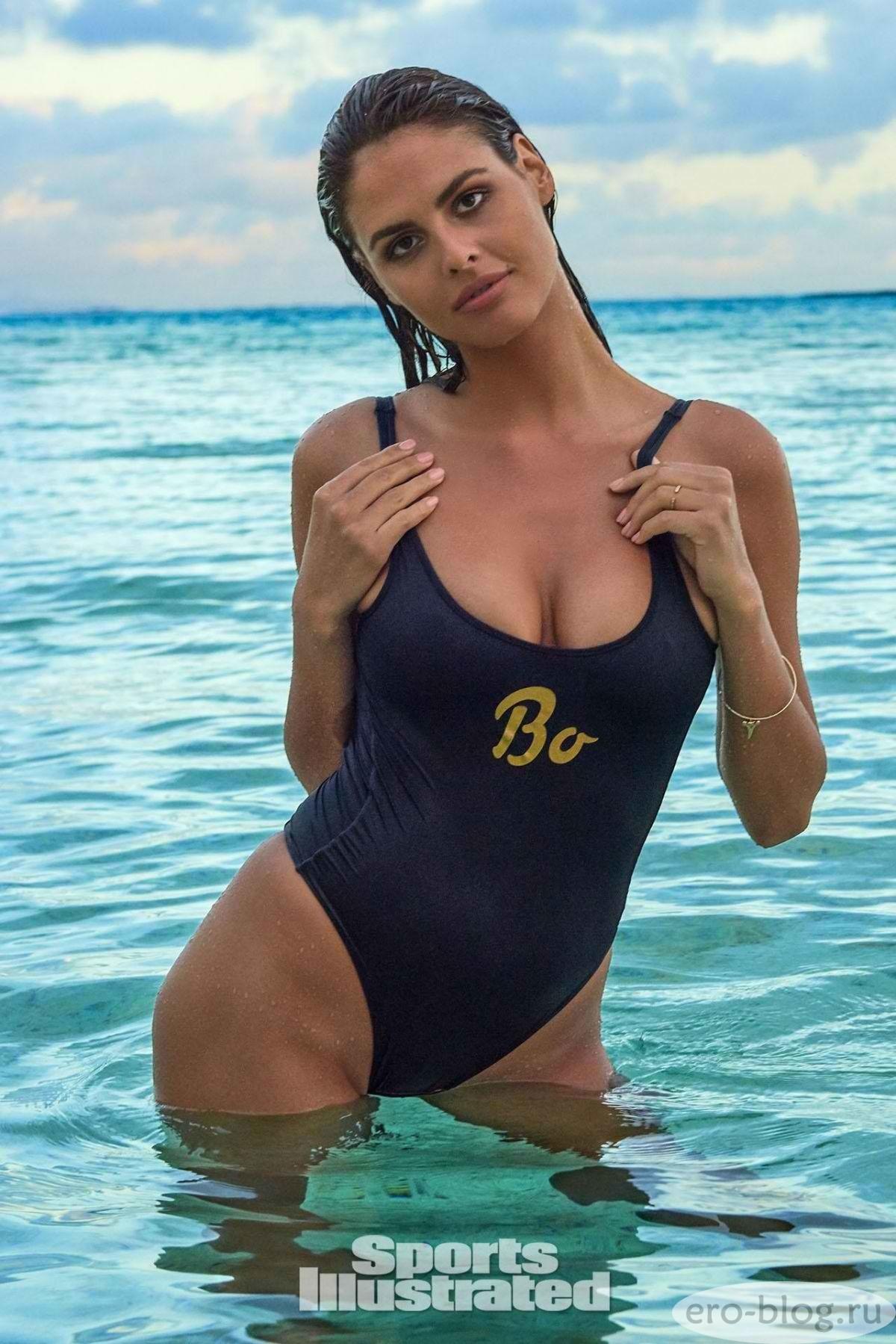 Голая обнаженная Бояна Крсманович интимные фото звезды