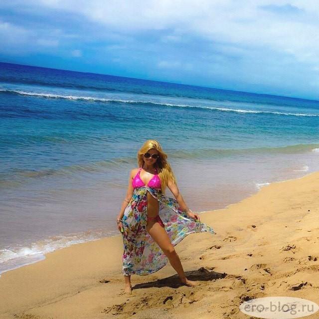 Голая обнаженная Chanel West Coast | Шанель Уэст Коаст интимные фото звезды