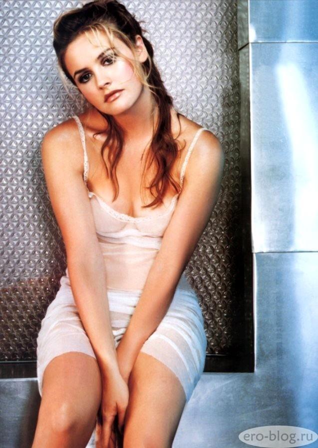 Голая обнаженная Alicia Silverstone | Алисия Сильверстоун интимные фото звезды