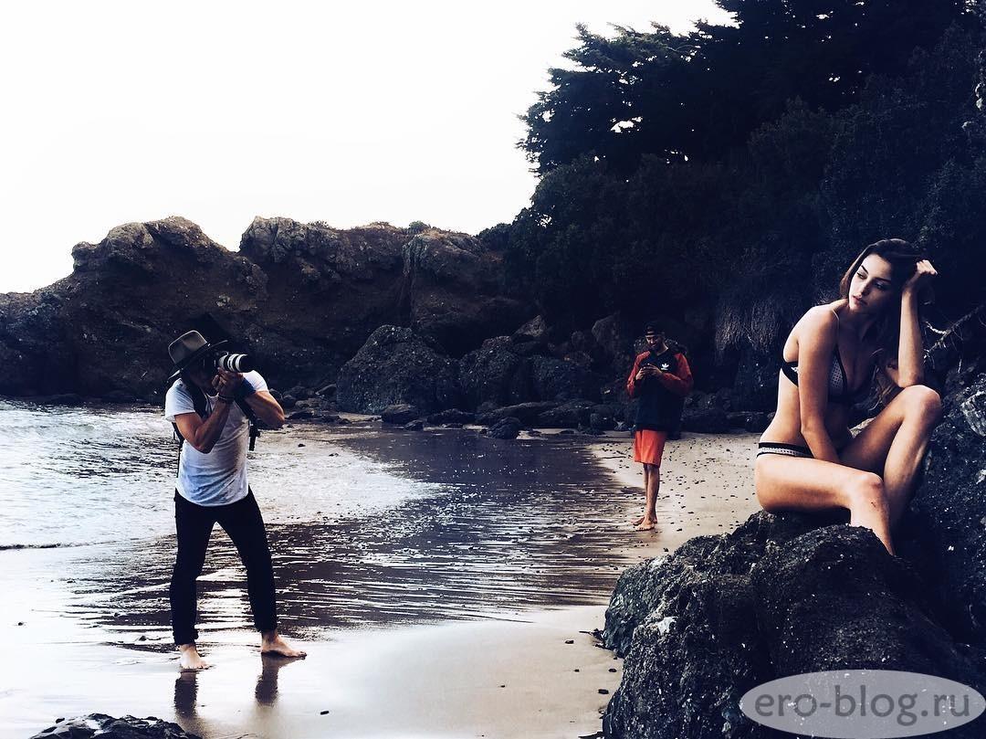 Голая обнаженная Celine Farach | Селин Фарач интимные фото звезды