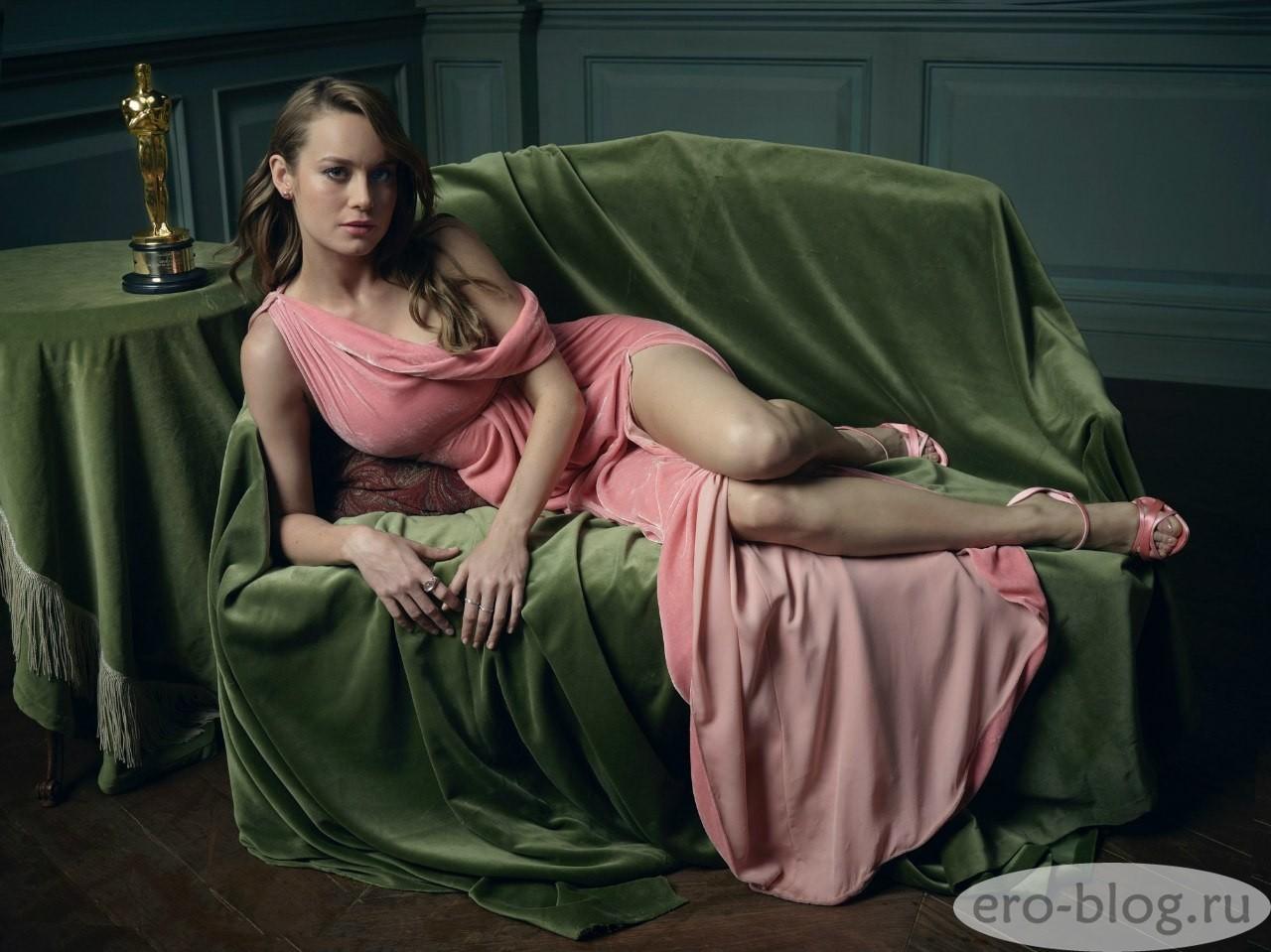 Голая обнаженная Brie Larson | Бри Ларсон интимные фото звезды
