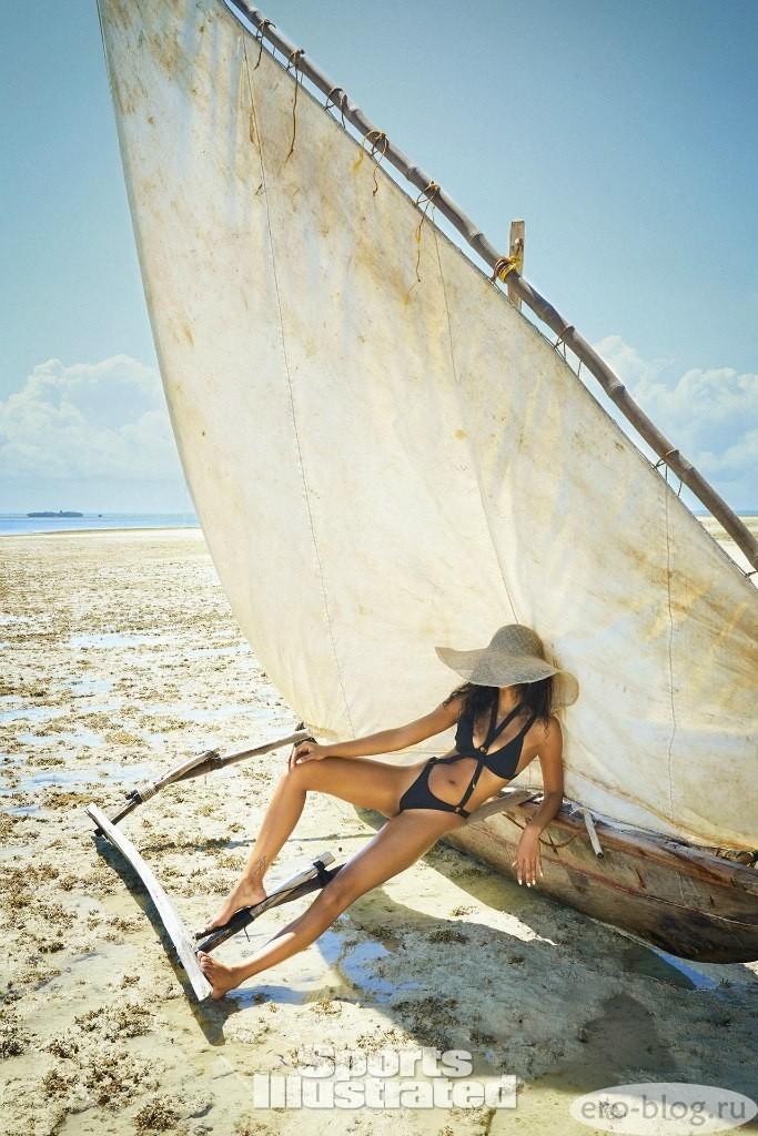 Голая обнаженная Chanel Iman | Шанель Иман интимные фото звезды