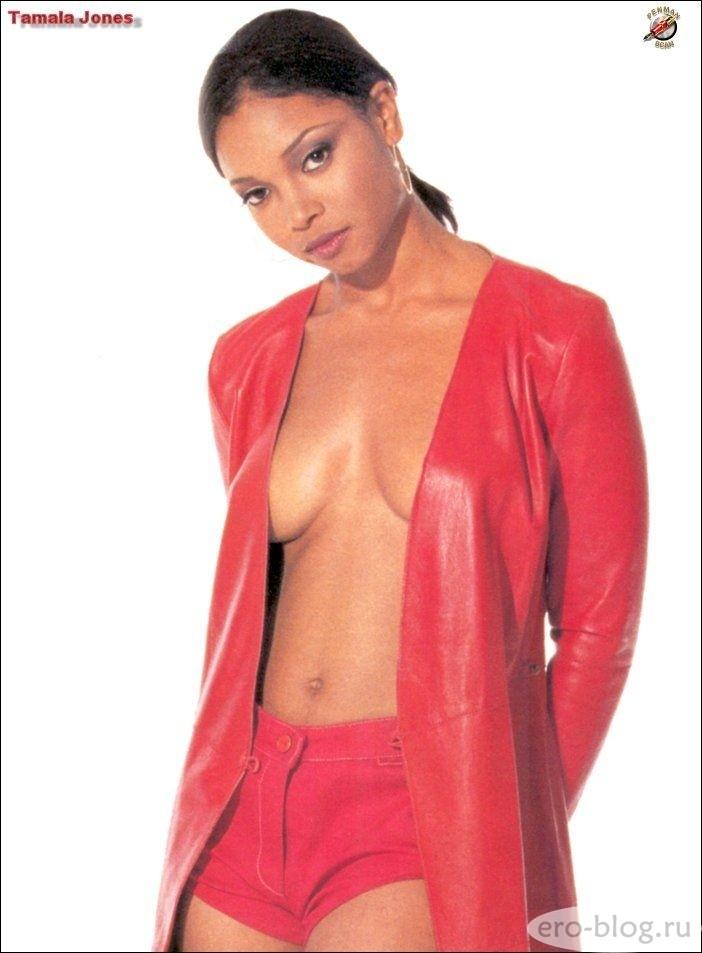 Голая обнаженная Tamala Jones | Тамала Джонс интимные фото звезды