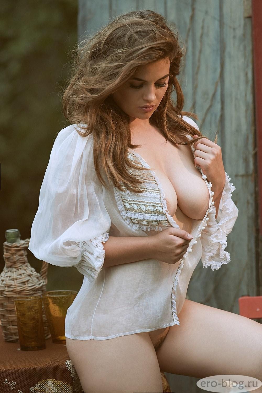 Голая обнаженная Ронья Форхер интимные фото звезды
