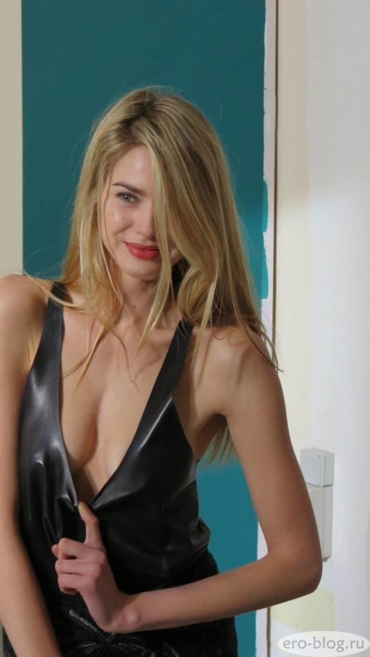 Голая обнаженная Ванесса Эсслер интимные фото звезды