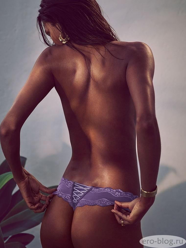 Голая обнаженная Lais Ribeiro   Лаис Рибейро интимные фото звезды