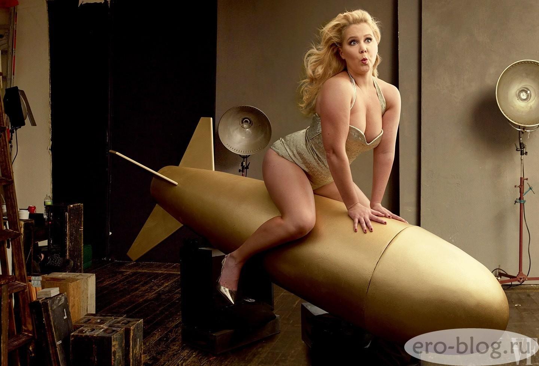 Голая обнаженная Amy Schumer | Эми Шумер интимные фото звезды