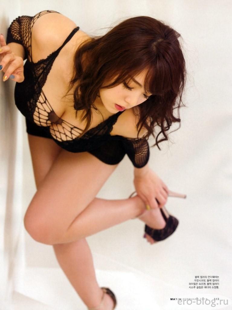 Голая обнаженная Ai Shinozaki | Аи Синодзаки интимные фото звезды