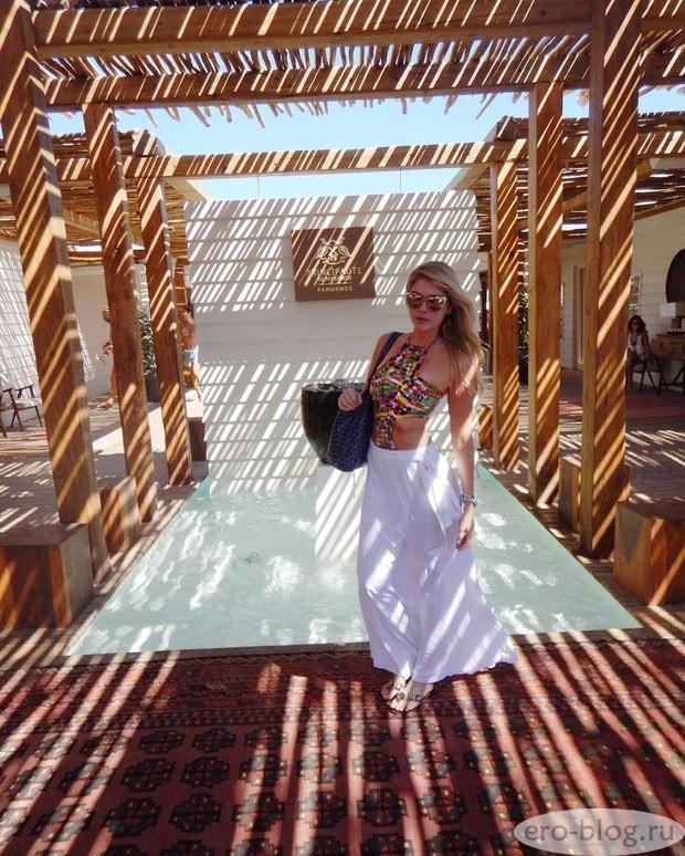 Голая обнаженная Barbara Evans | Барбара Эванс интимные фото звезды