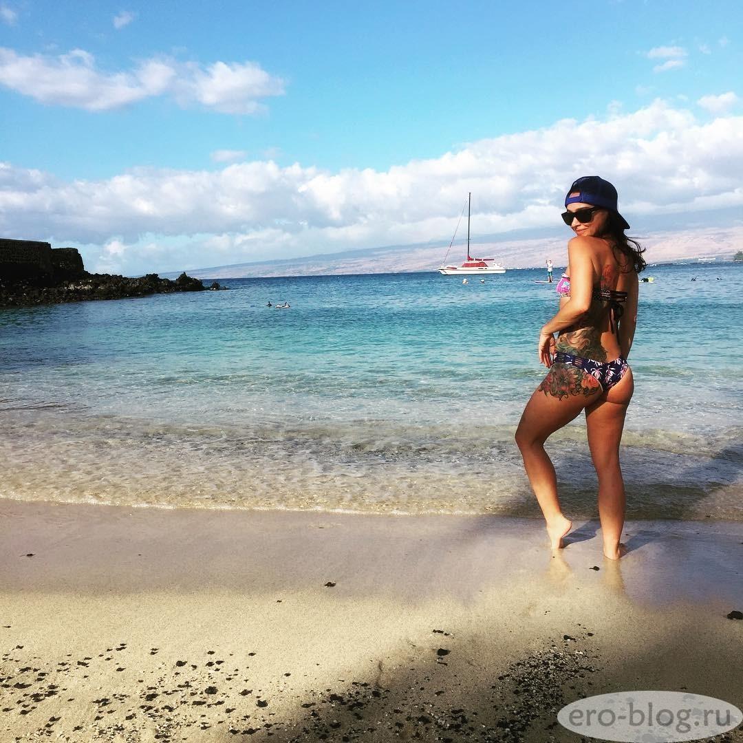 Голая обнаженная Danielle Harris | Даниэль Харрис интимные фото звезды