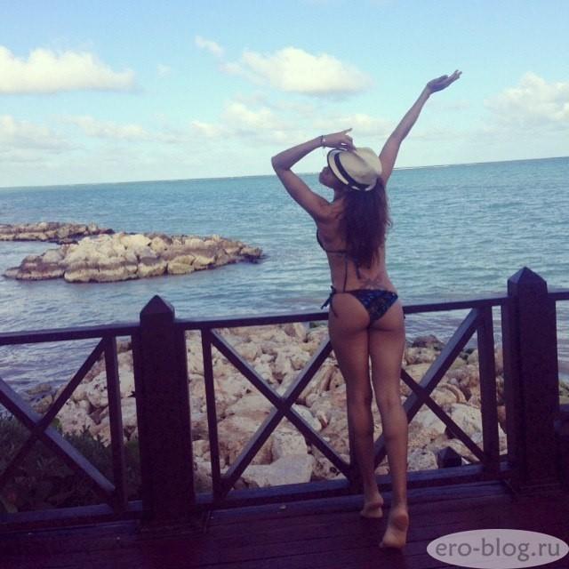 Голая обнаженная Dania Ramirez | Дания Рамирес интимные фото звезды