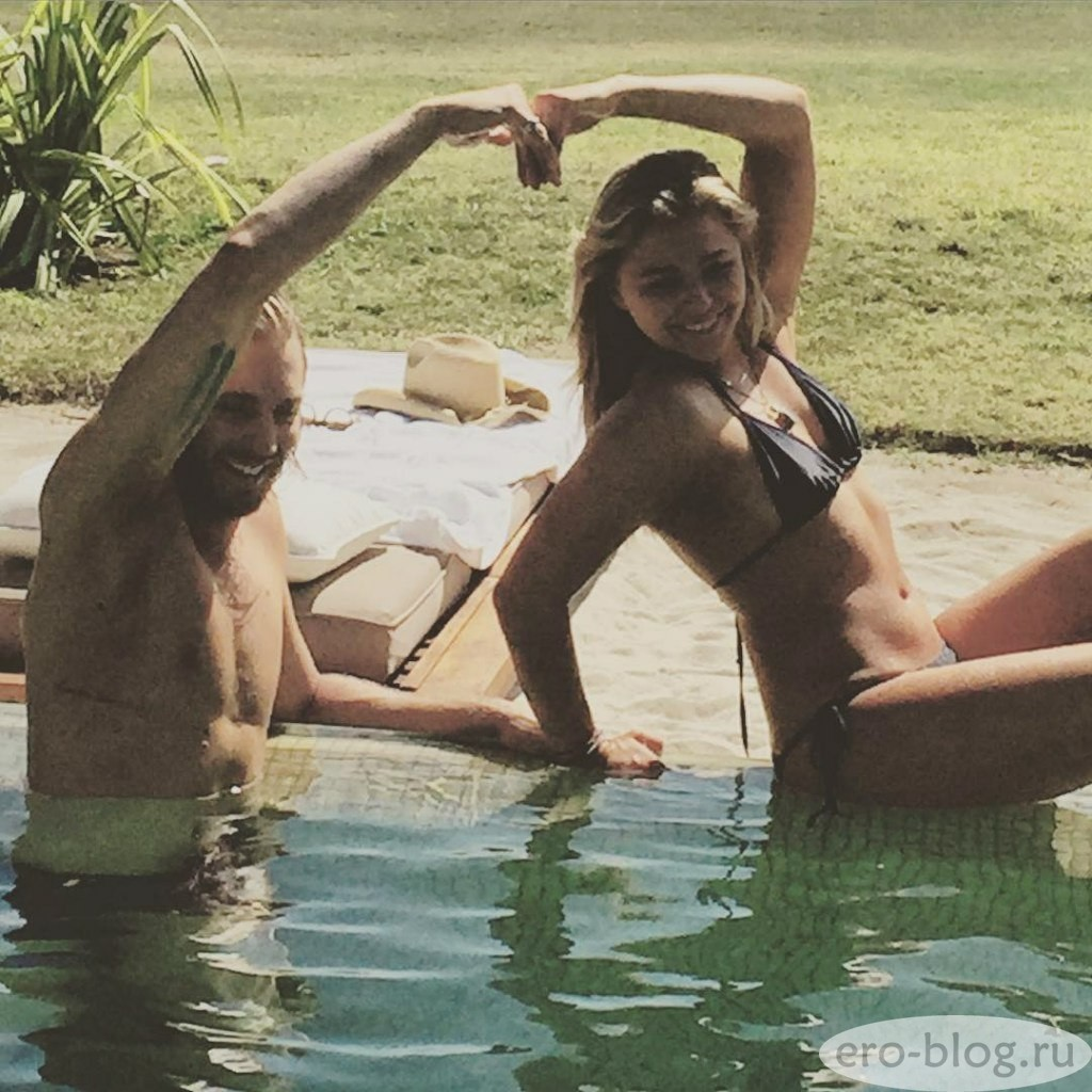 Голая обнаженная Chloë Grace Moretz | Хлоя Грейс Морец интимные фото звезды