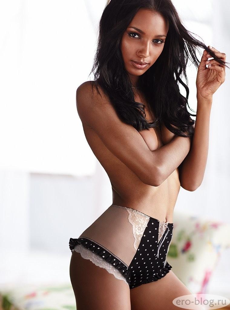 Голая обнаженная Jasmine Tookes | Жасмин Тукс интимные фото звезды