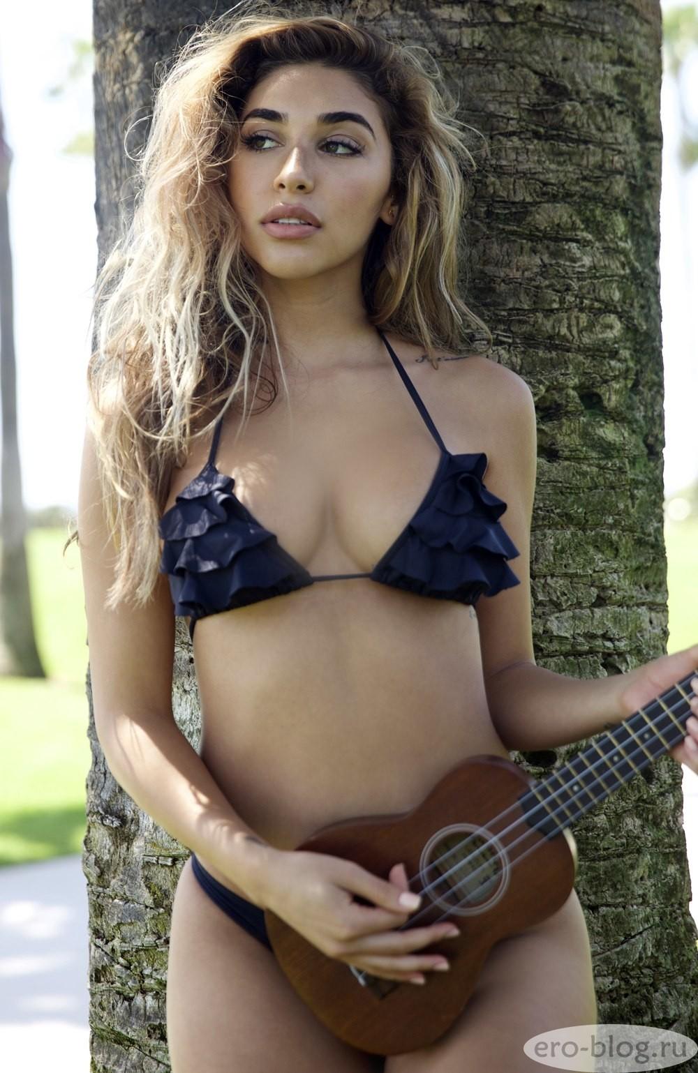 Голая обнаженная Chantel Jeffries | Шантель Джеффрис интимные фото звезды