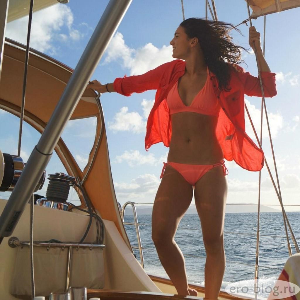 Голая обнаженная Michelle Jenneke | Мишель Дженнеке интимные фото звезды