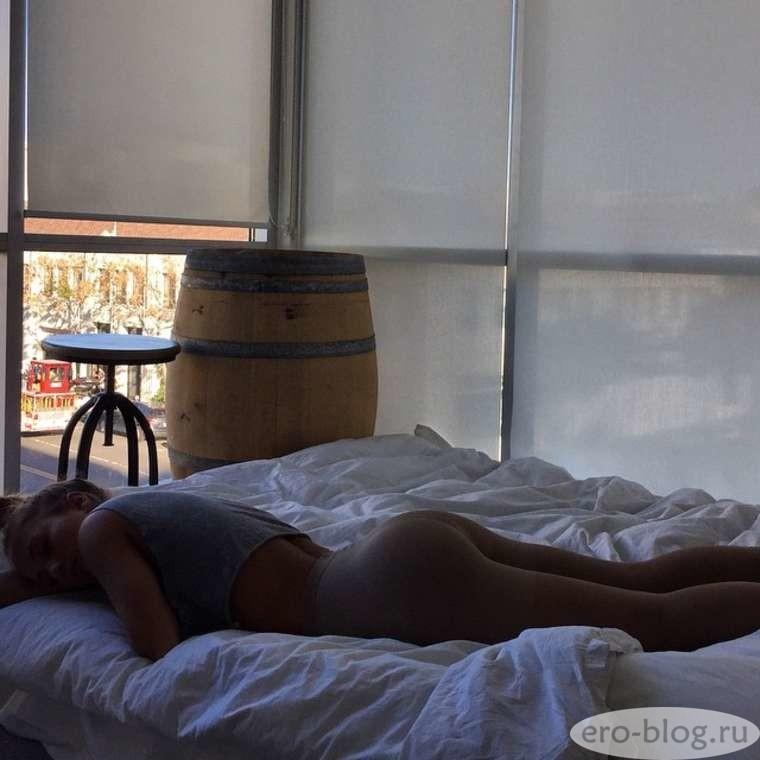 Голая обнаженная Niykee Heaton | Ники Хитон интимные фото звезды