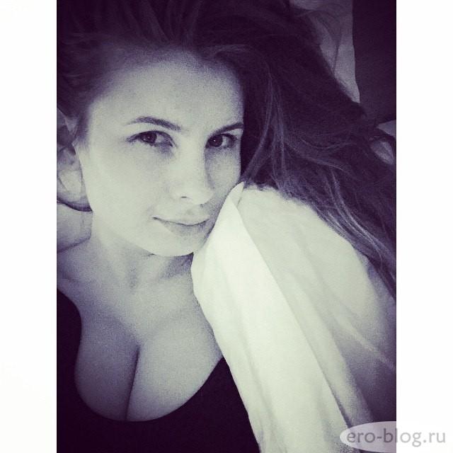 Голая обнаженная Анна Цуканова-Котт интимные фото звезды