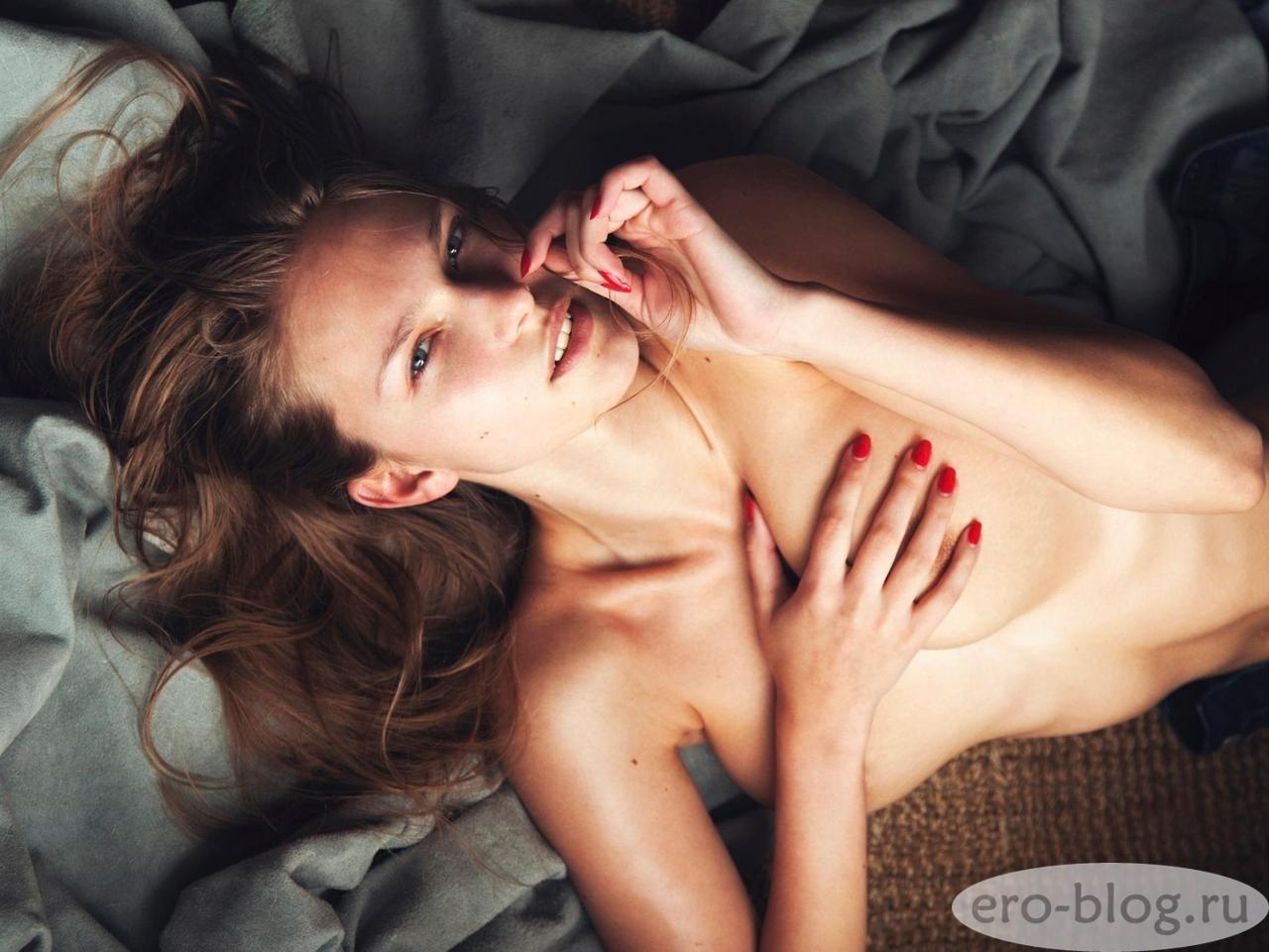 Голая обнаженная Karolina Szymczak | Каролина Шимчак интимные фото звезды