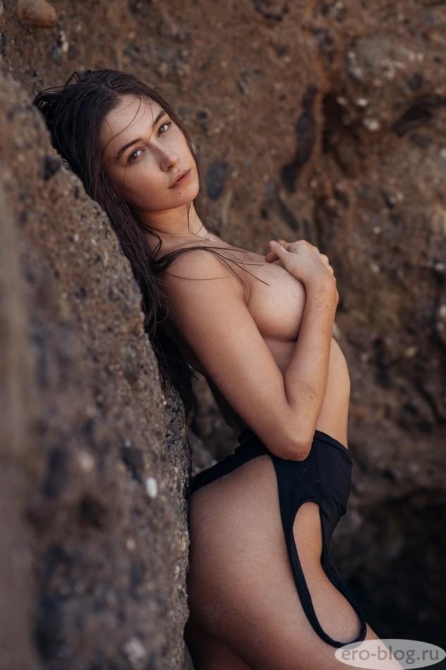 Голая обнаженная Элси Хьюитт интимные фото звезды