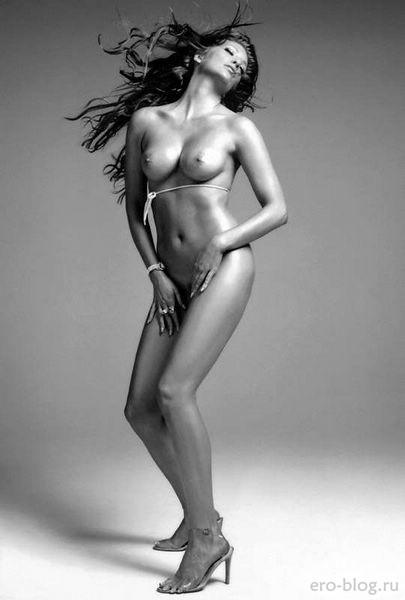 Голая обнаженная Angelica Bridges | Анжелика Бриджес интимные фото звезды