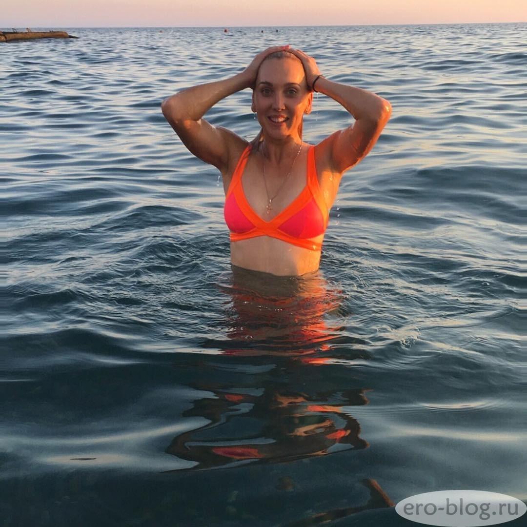 Голая обнаженная Елена Веснина интимные фото звезды