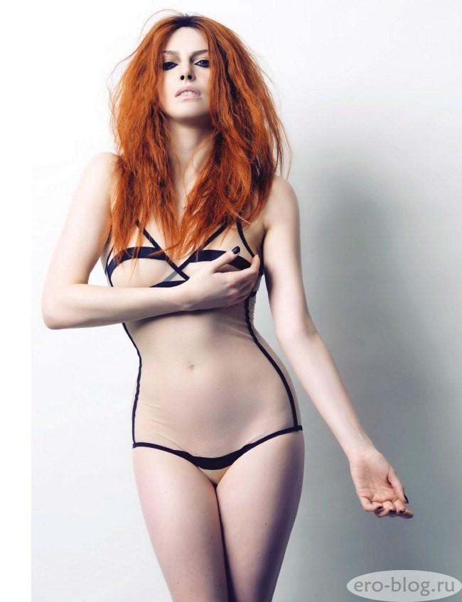 Голая Elodie Frege фото, Обнаженная Элоди Фреже